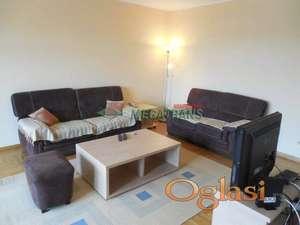 3 soban, 92 m2, blok 29, 5.sprat, kompletno opremljen. ID#11562