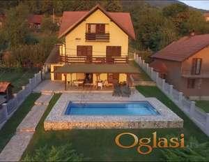 Kuća sa bazenom na Drini