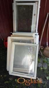 Polovni prozori 12 komada