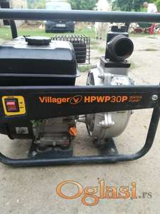 Prodajem Villager HPWP30P pumpu za vodu