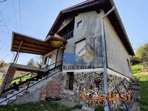 Novija kuća sa divnim pogledom na Dunav, Banoštor ID#1010