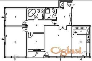 KLISA, 115 m2, 106600 EUR