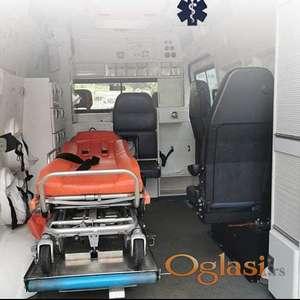Sanitetski prevoz Gaga