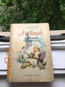 Bajke Hansa Kristijana Andersena na madjarskom jeziku
