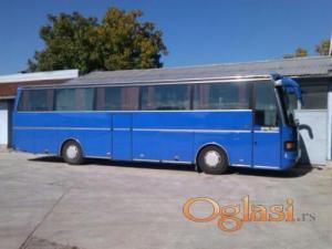 Novi Sad Setra S 214 HD 1986