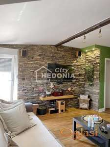 Nov, luksuzan dvoiposoban stan u Zemunu ID#7369