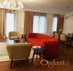 Luksuzno namesten stan na Vracaru u novogradnji, odmah useljiv, izdaje se .....