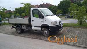 Prevoz materijala kamionom ( kiper ) do 3,5 t