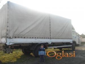 Kamion MAN Lov-7 1991