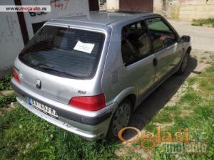 Beograd Peugeot 106 1998