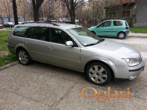 Novi Sad Ford Mondeo 2004