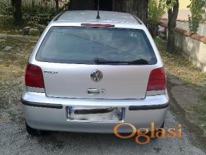 Jagodina Volkswagen - VW Polo 1,4mpi 2001