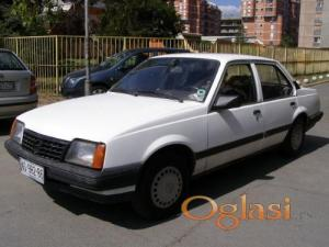Novi Sad Opel Ascona 1.6 1985