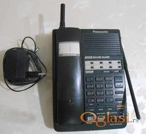 Bežični telefon Panasonic KX-T3971BX