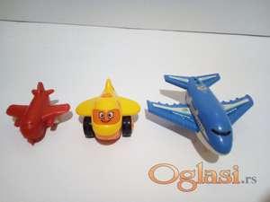 Aviončić x3 komada