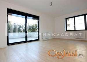 Novi Beograd, A Blok, terasa 30m2, lux (ID: 443) ID#44443