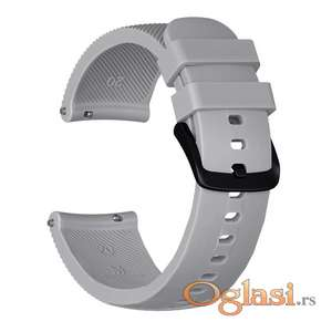Silikonski kais za huawei watch gt, gt 2 ,gt2 pro, gt2e, galaxy watch