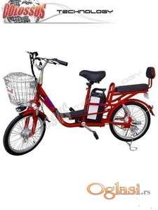 Električni bicikl Colossus-61Q