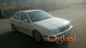 HITNO!!! Škoda Octavia 1.6 benzin+plin