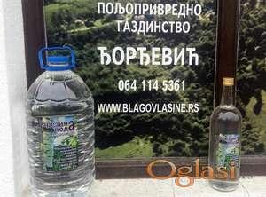 Brezina voda sa Vlasine