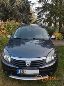Dacia Sandero Stepway 1.5 Diesel DCI - Odlično stanje