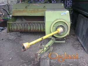 Traktorska presa - balirka Poljostroj Odžaci