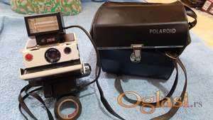Polaroid SX 70 Land Camera M2 plus PK 270XB Blic plus Torba