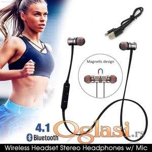 Wireless Bluetooth xt-6- Slušalice