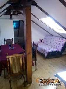PRODAJA STANA  JEDNOSOBAN  SALAJKA  NOVI SAD 1000646Izvorno jednosoban stan koji je preuredjen u dvoiposoban ima odvojenu kuhinju i kupatilo St