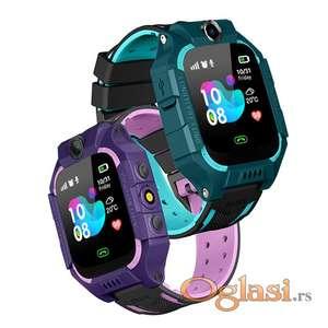Deciji Smart Sat pametni sat telefon Q12 Ljubicasti