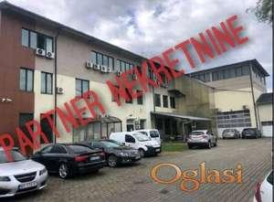 Novo Naselje ceo poslovni objekat 3302 m2 sa dvoristem i garazama