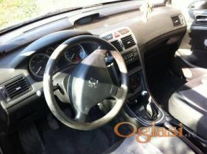Vrnjačka Banja Peugeot 307 2.0 HDI 2003