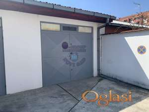 Fantastična garaža na fenomenalnoj lokaciji