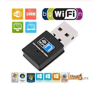 USB2.0 Wireless Network Card 802.11 n/g/b Adapter