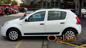 Dacia Sandero Ambience 1.4 mpi TNG, Novi Beograd
