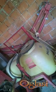 Prskalica za traktor