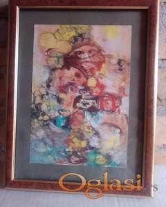 slike,akvarel,ulje na platnu