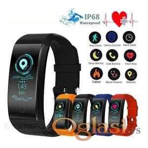 Vodootporna V3 Pametna Bluetooth Fitnes Narukvica