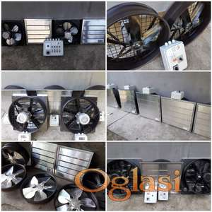 Ventilatori za majning