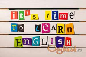 Privatni časovi Engleskog jezika online