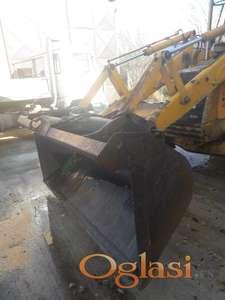 Polovna kašika za Skip JCB 3