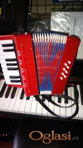 Harmonike - Deciji modeli od 8 - basova