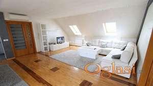 Izdavanje- Lux penthouse, terasa od 16m2, petosoban, garaža, novogradnja
