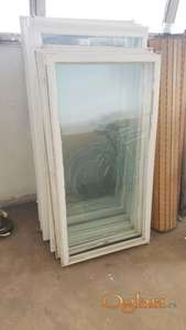 Stari prozori + Vrata / DRVO