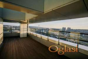 Izdavanje -Luksuzan Poslovni prostor na Novom Beogradu sa 2 garažna mesta