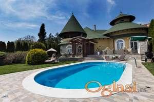 Luksuzna vila na obroncima Fruške gore