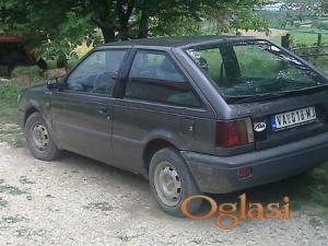 Valjevo Isuzu Gemini 1990