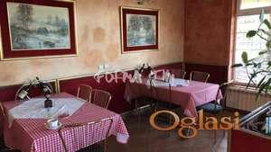 Borča, restoran picerija sa baštom ID#1431