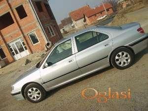 Beška Peugeot 406 2.0 HDI 2002