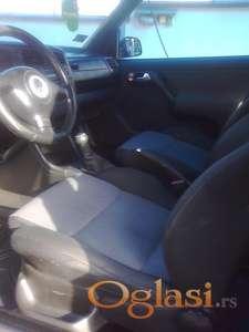 Novi Sad Volkswagen - VW Golf KABRIOLET 2001